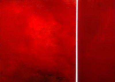 Les ombres du rouge